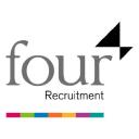 Four Recruitment logo icon
