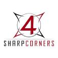 4 Sharp Corners Logo