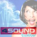 4 Sound logo icon