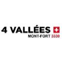 The 4 Vallées logo icon