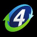 4 Writers logo icon