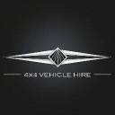 4x4 Vehicle Hire logo icon