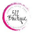 512 Boutique Logo