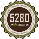 5280 Burger Bar logo icon
