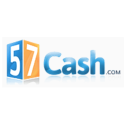 57 Cash logo icon
