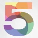 5ivecanons Advertising Agency logo icon