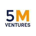 5 M Ventures logo icon