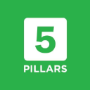 5 Pillars logo icon