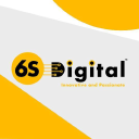 6 S Digital logo icon