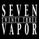 723 Vapor logo icon