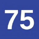 75th Birthday Ideas logo icon