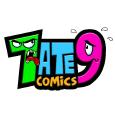 7 Ate 9 Comics Logo
