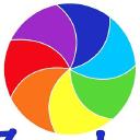 7color logo icon