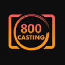 800 Casting logo icon