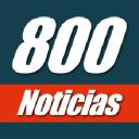 800 Noticias logo icon