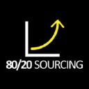 8020sourcing.com logo icon