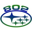 802Subaru logo