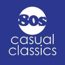 80s Casual Classics logo icon