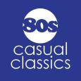 80s Casual Classics Logo