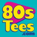 80s Tees logo icon