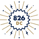 826dc.org logo icon