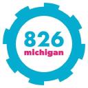 826michigan logo icon