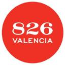 826 Valencia logo icon
