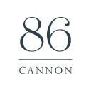 86 Cannon logo icon