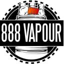 888 Vapour logo icon