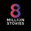 8 Million Stories Logo
