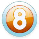 8am logo icon