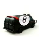 8 Ball logo icon