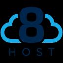 8host logo icon