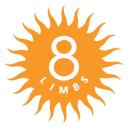 8 Limbs Yoga logo icon