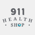 911 Health Shop Logo