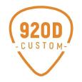 920D Custom Logo