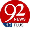 92newshd logo icon