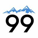 99 Boulders logo icon