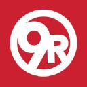 9 Round logo icon