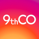 9th Co logo icon