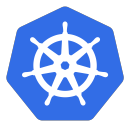 Logo for Kubernetes