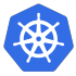 Logo for Kubernetes