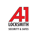 A-1 Locksmith DFW logo
