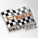 A-Pronto Delivery Service logo