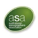 Australasian Sonographers Association logo