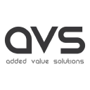 AVS Added Value Solutions logo