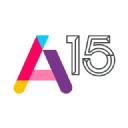 A15 logo icon