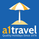A1 Travel logo icon