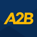 A2B Radio Cars ltd logo