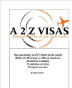A2Z Visas Ltd logo